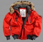 Kurtka Zimowa N2B Mountain Jacket Alpha Industries Red Czerwona