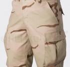 Spodnie krótkie BDU Helikon 3 Color Desert Tri-color