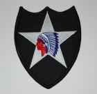 Naszywka 2nd Infantry Division