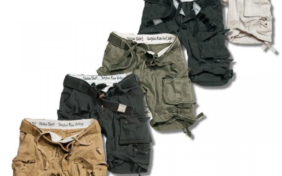 Krótkie spodnie Division Surplus