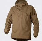Kurtka Windrunner Lightweight Windshirt Helikon Coyote brown