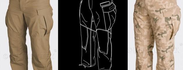 Wyprzedaż spodni bluz SFU Helikon i Camo MG!
