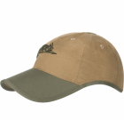 Czapka Baseball Helikon Logo Cap Coyote / Olive Green