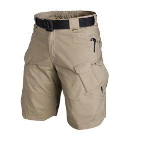 Krótkie spodnie Helikon UTP beżowe