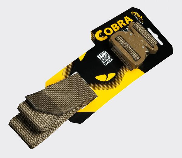 Pas Helikon Cobra FC45 Tactical Belt Coyote
