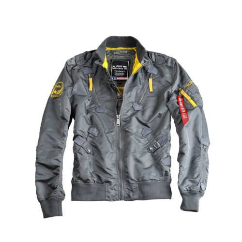 Alpha Industries Falcon II stone szara