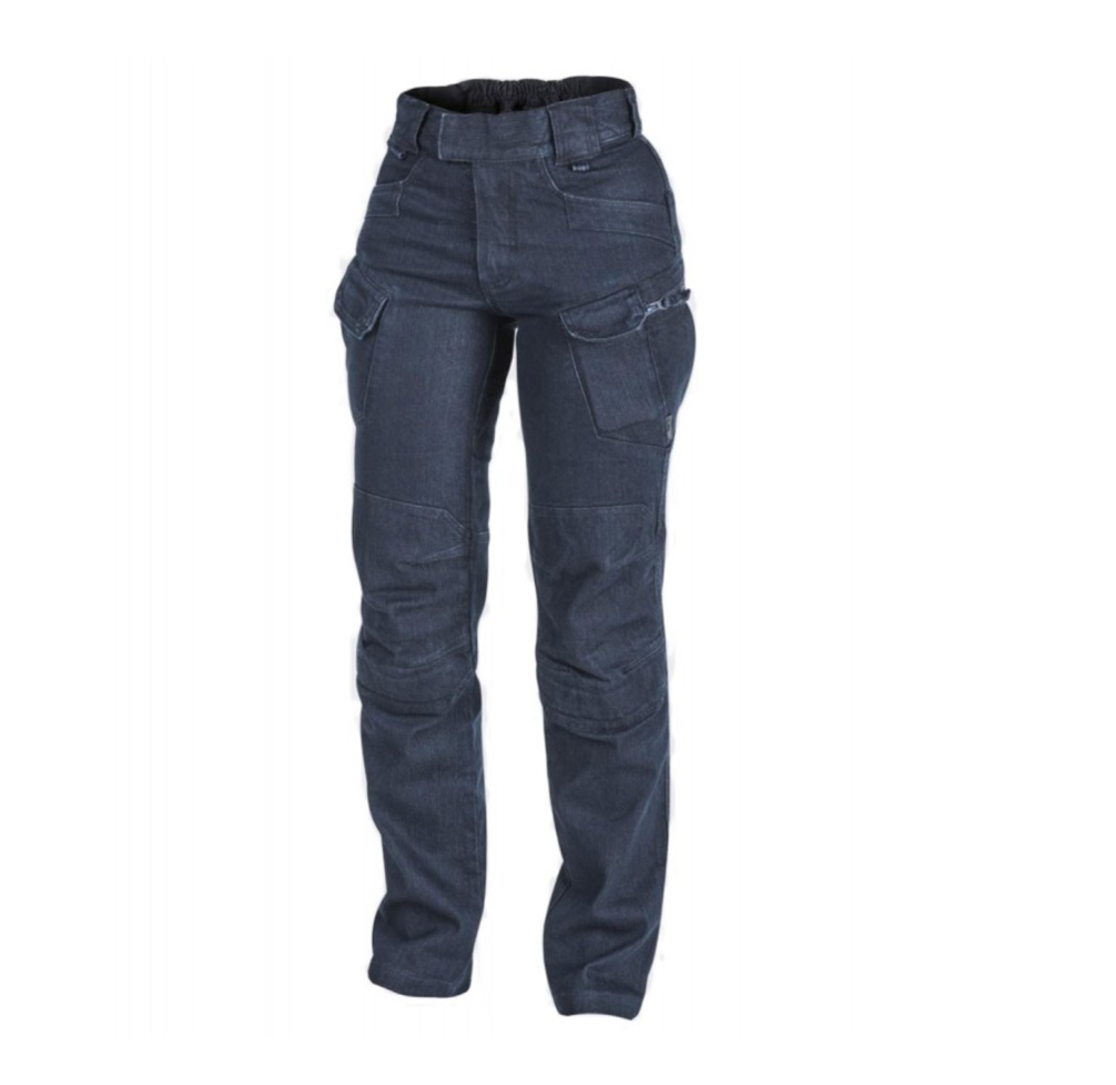 spodnie utp women denim jeans