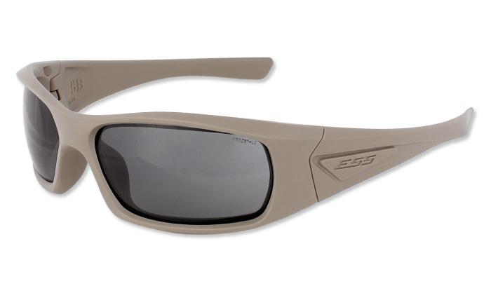 Okulary ESS 5B Terrain Tan Frame Smoke Gray Lenses