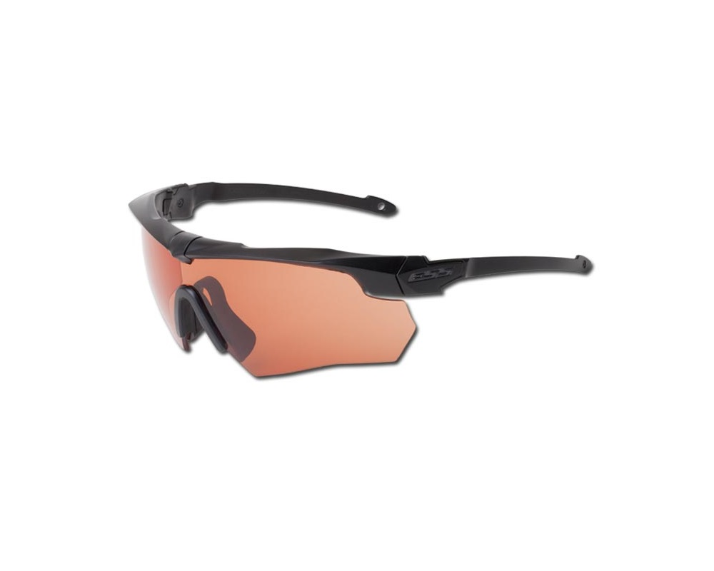 Okulary Ochronne ESS Crossbow Suppressor Copper Bursztynowy