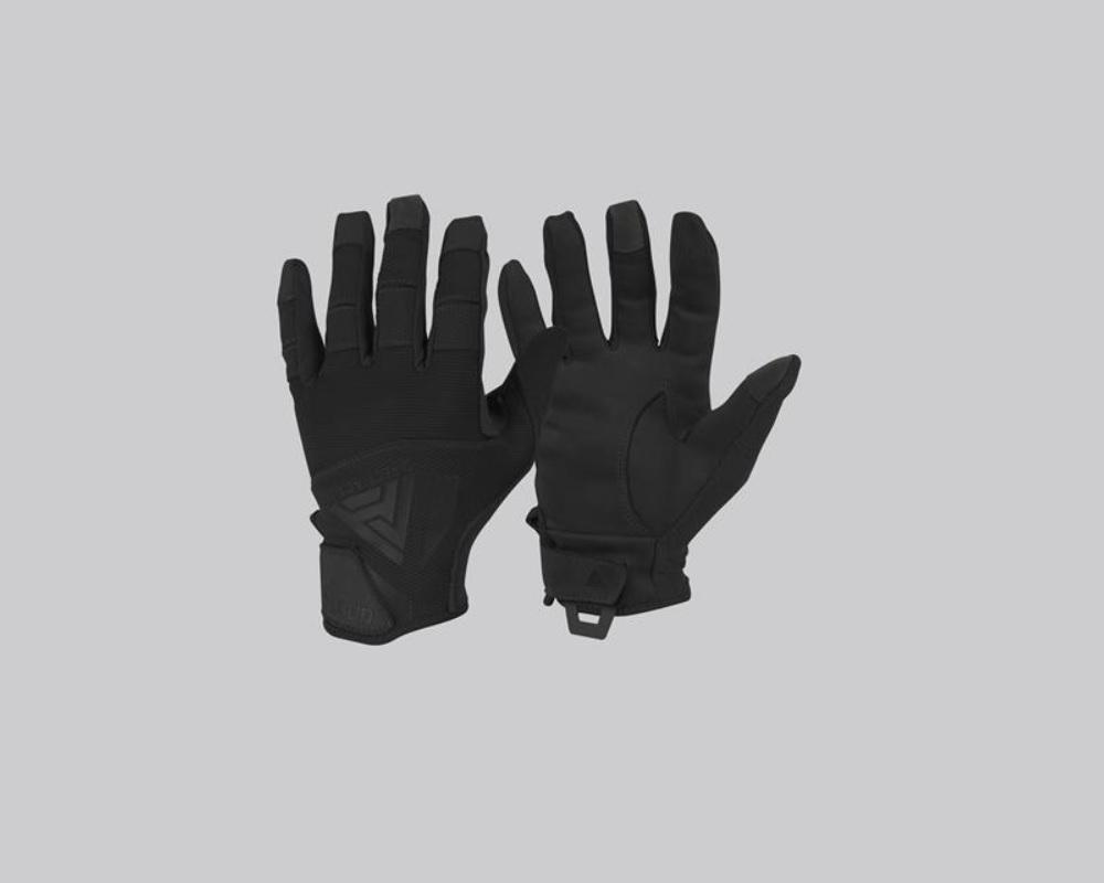 Direct Action Hard Gloves – Black