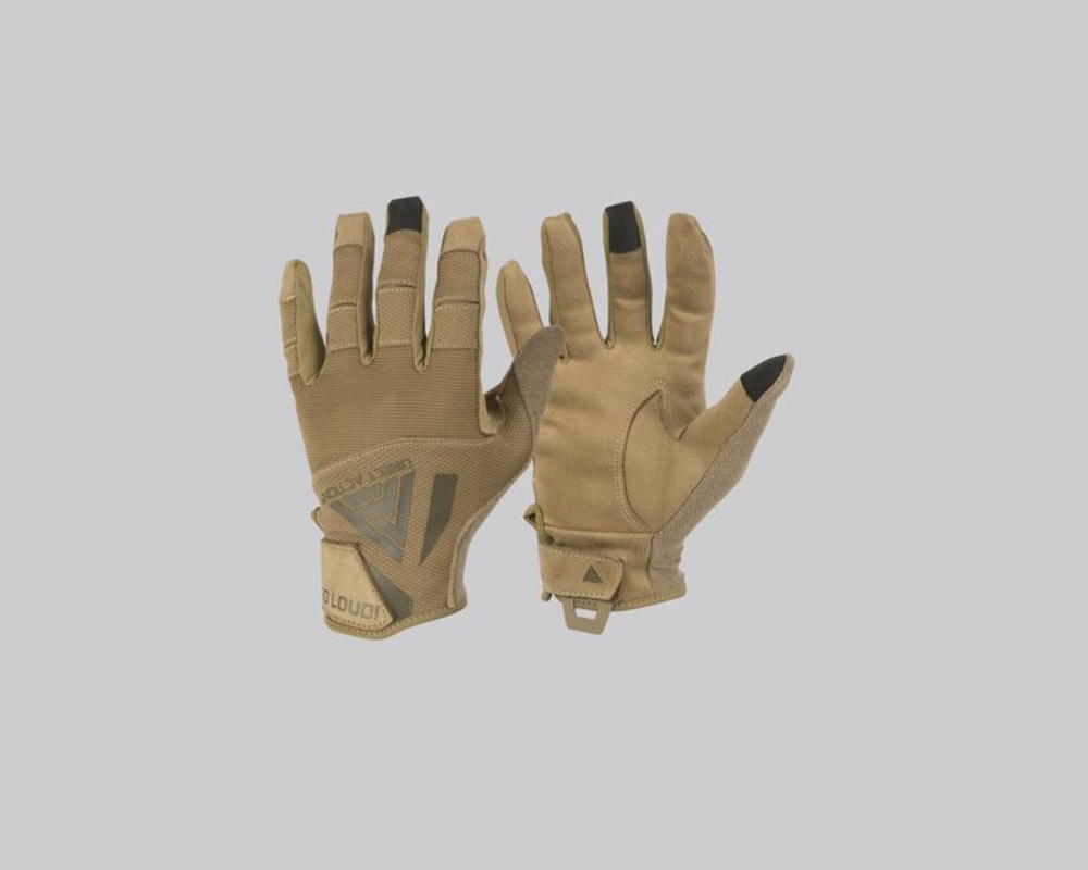 Direct Action Hard Gloves – Coyote Brown