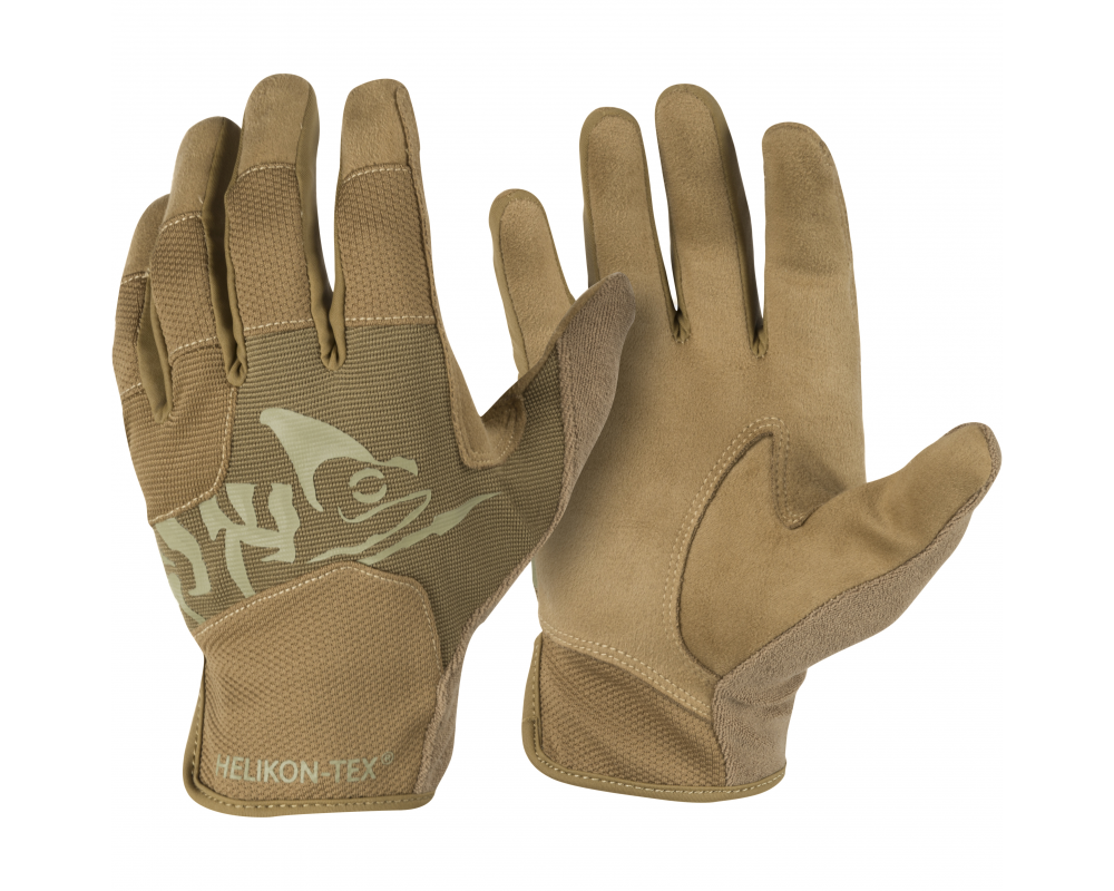 Rękawiczki Helikon All Round Fit Tactical Light Coyote / Adaptive Green