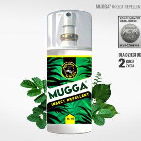 Mugga środek na komary i kleszcze dla dzieci