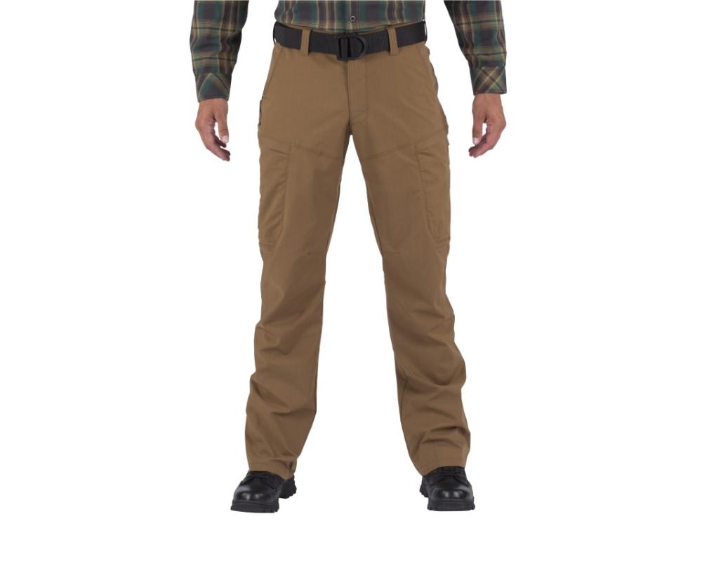 apex pant battle brown front