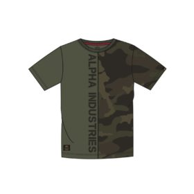 Camo Half T Alpha Industries T-shirt