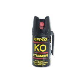 Gaz pieprzowy KO Fog Klever 40 ml Strumień