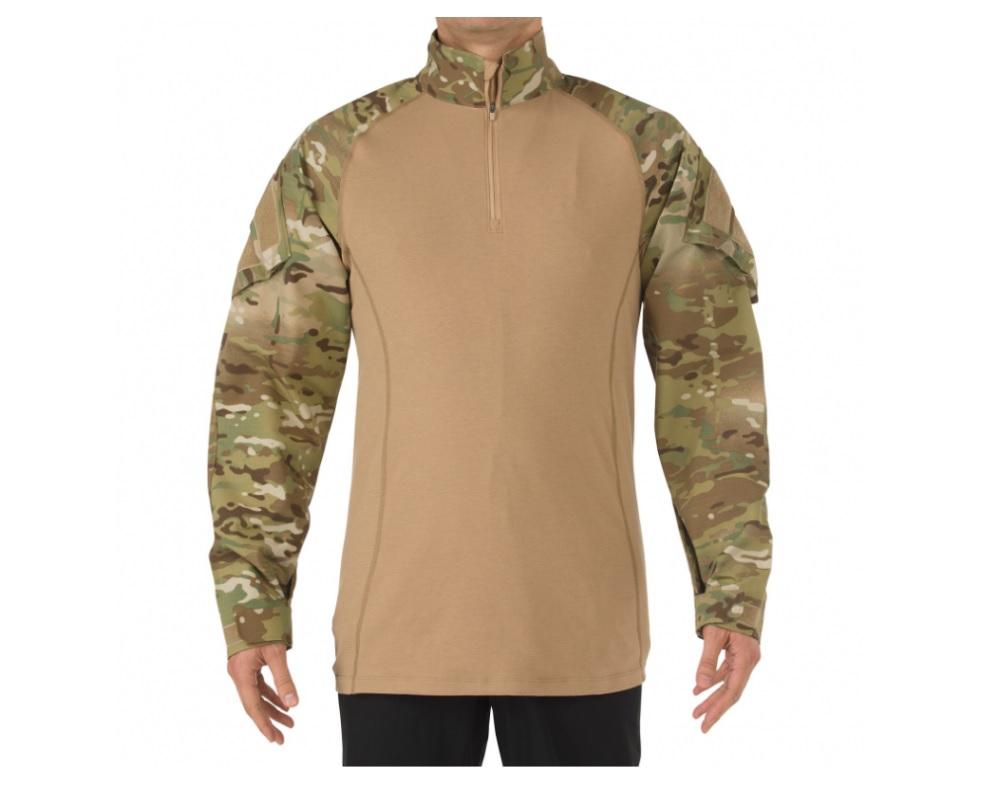 Bluza 5.11 Rapid Assault Shirt Multicam