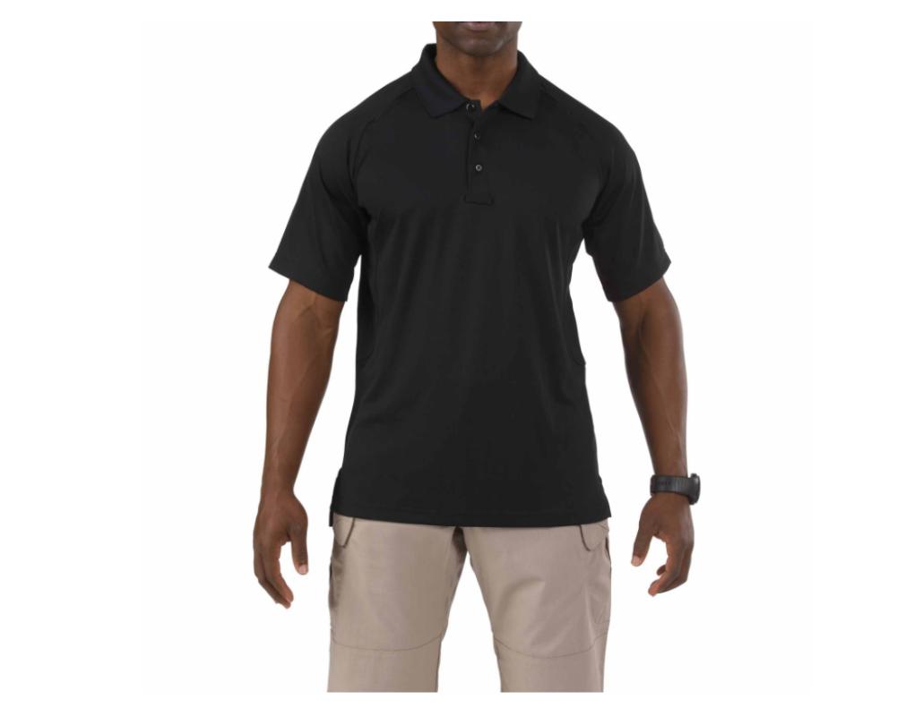 Koszulka 5.11 Performance Polo Short Sleeve – Czarny (71049-019)