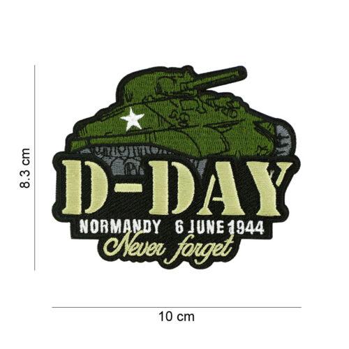 D-Day Sherman