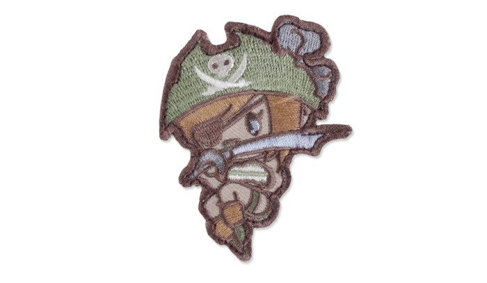 Naszywka-Morale-Patch-Pirate-Girl-Arid