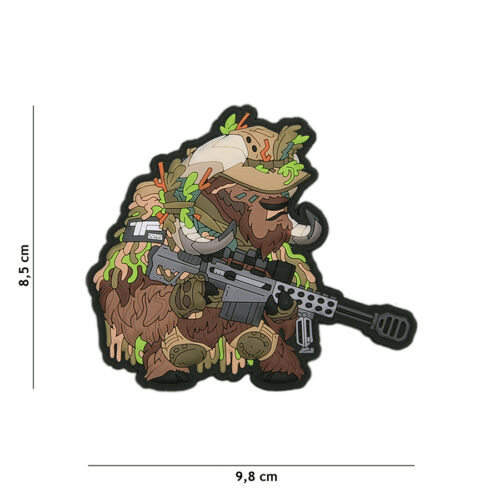 Naszywka PVC Sniper Ox